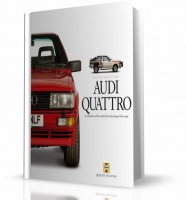 AUDI QUATTRO: HAYNES GREAT CARS SERIES
