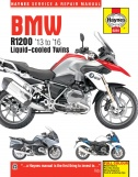 BMW R1200 DOHC LIQUID-COOLED TWINS (2013-2016) - INSTRUKCJA NAPRAW HAYNES