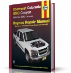 CHEVROLET COLORADO - GMC CANYON (2004-2010) USA