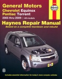 CHEVROLET EQUINOX - PONTIAC TORRENT (2005-2009)
