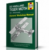 DE HAVILLAND TIGER MOTH MANUAL