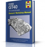 FORD GT40 MANUAL