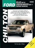 FORD PICK-UPS (1997-2003) i FORD EXPEDITION, LINCOLN NAVIGATOR (1997-2012) CHILTON