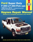 FORD F-250 SUPER DUTY (1999-2010) INSTRUKCJA HAYNES