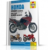 HONDA VTR1000F (FIRESTORM, SUPER HAWK) \'97 TO \'07 & XL1000V (VARADERO) \'99 TO \'08