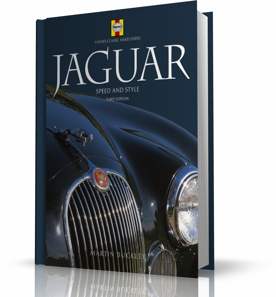 JAGUAR: HAYNES CLASSIC MAKES SERIES