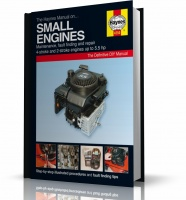 THE HAYNES SMALL ENGINE MANUAL
