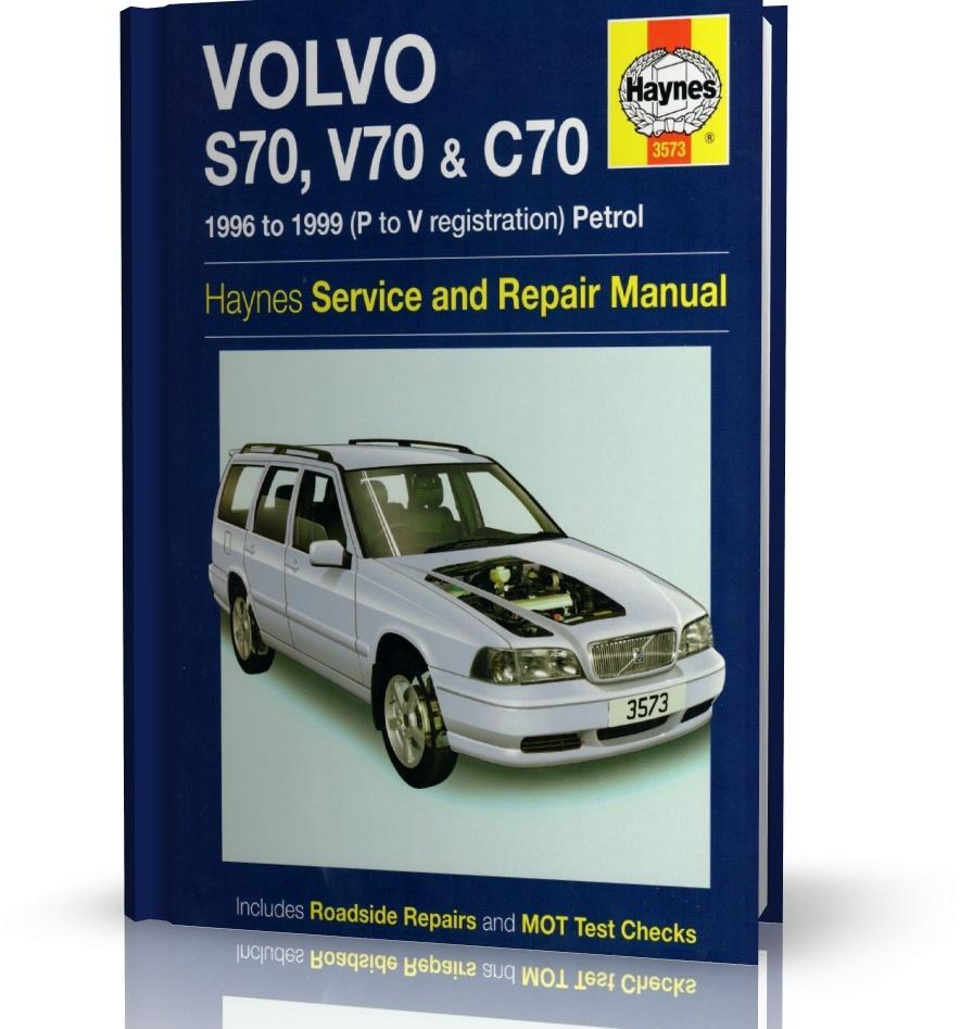 Volvo S70  V70  C70  1996-1999